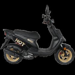 MotoCR Hot Naked Efi scooter