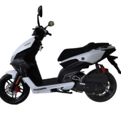 Scooter Darox limited white motowell