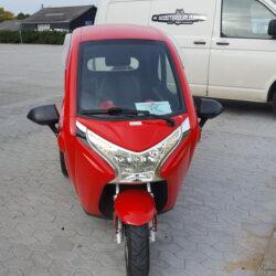 IVE-CAR brugt 3km/t hos scooterworld
